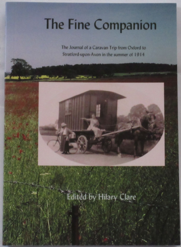 The Fine Companion, edited by Hilary Clare
